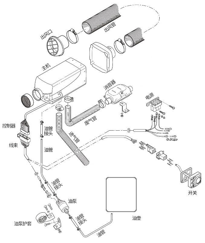 柴油空暖加热器安装示意图.jpg