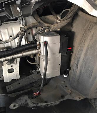 秦EV300固定驻车加热器