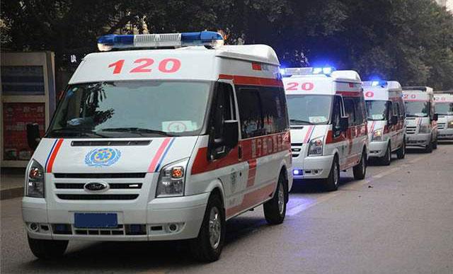 负压救护车加热取暖