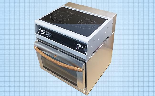 柴油灶烤箱一体机