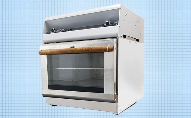 燃油灶烤箱一体机