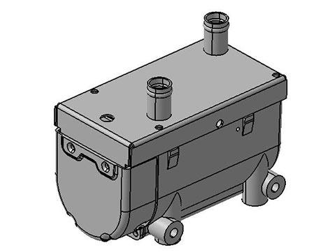 轻型电动车空暖一体机加热取暖方案
