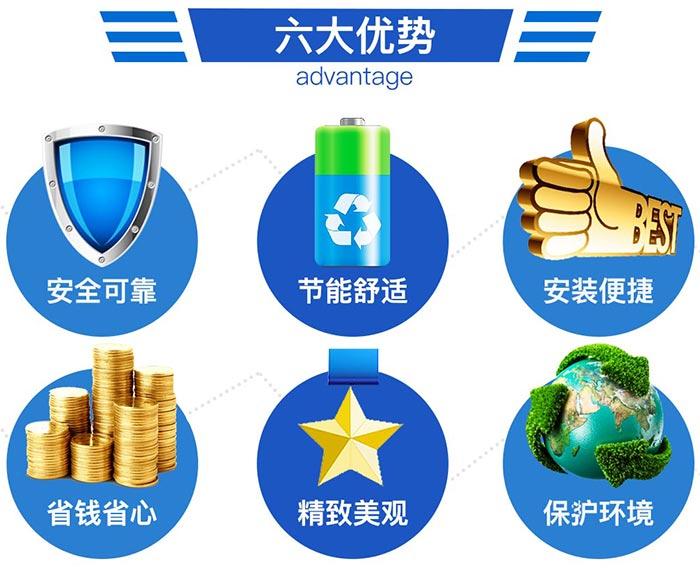 宇晟驻车空调6大优势