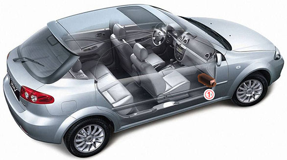 新能源轿车改装柴油暖风